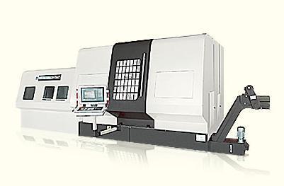 HTM40/80系列卧式车铣中心