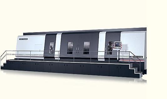 HTM125600/100系列卧式车铣中心