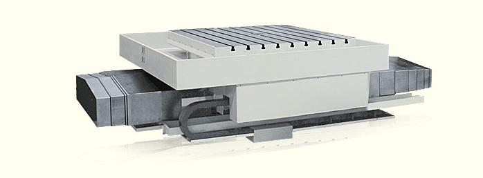 HTK140×160系列数控转台