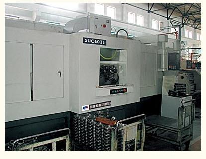 SUC6036连杆小孔组合机专用数控机床