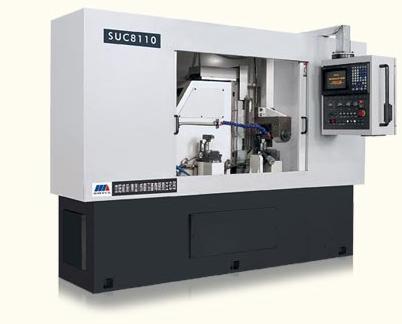 SUC8108轴颈油孔数控钻专用数控机床