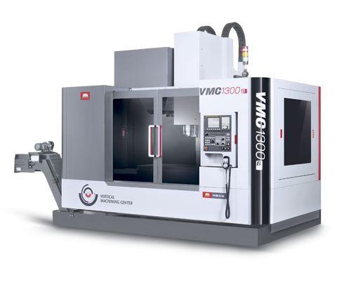 VMC-B经典型系列立式加工中心