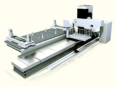 ZYZ-125单置车体加工落地铣镗床ZYZ数控专机