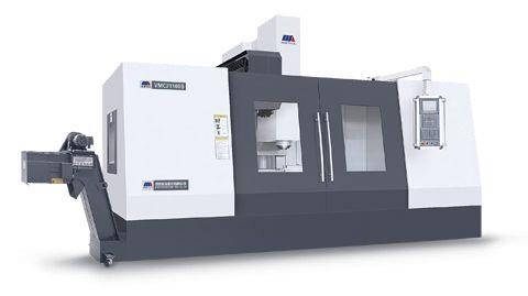 VMC-S强力型系列立式加工中心