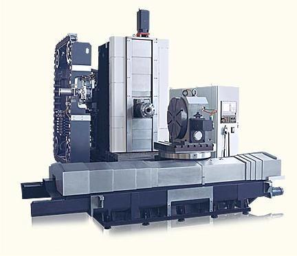 HMC80u五轴加工中心卧式加工中心