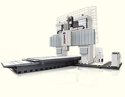 GMB2560wr 型动梁式龙门数控镗铣床