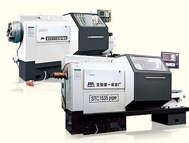 STC系列数控管螺纹车床
