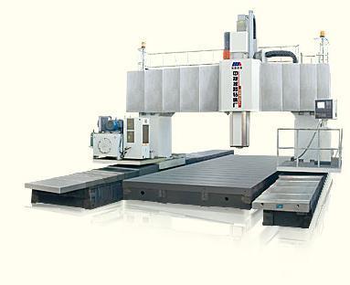 GMB30/40mr 型动龙门式镗铣加工中心