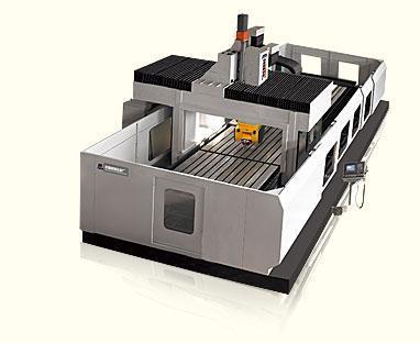 GMB20m5x 系列动龙门式五轴加工中心