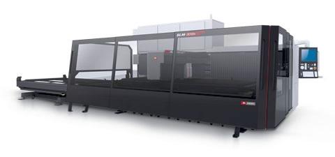 SLM4020h激光切割机