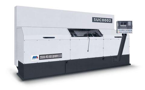 SUC0002曲轴质量定心机汽车成套机床