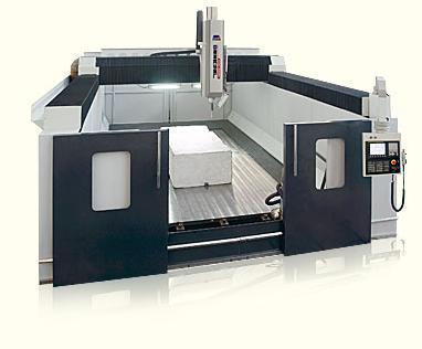 GMC2040f/2550f模型铣床龙门式加工中心